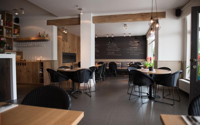 Restaurant Mint Jabbeke - lunch en snacks