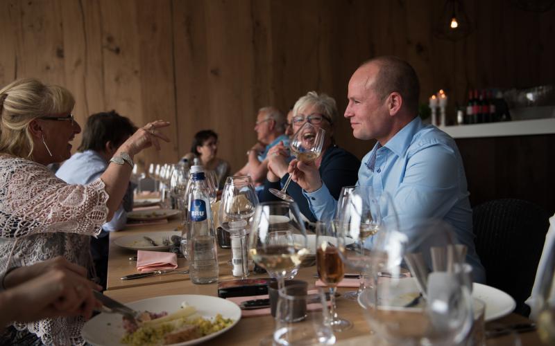 eethuis Mint - feesten en groepen voor communie en verjaardag